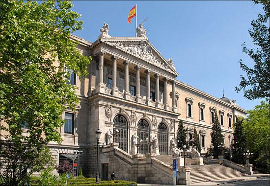 Biblioteca Nacional d'Espanya