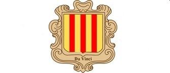 L'escut d'armes d'en Lleonard i les armes reials catalanes