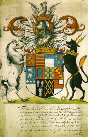 escut d'armes de Philip Howard