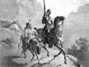 Quixot i Sancho
